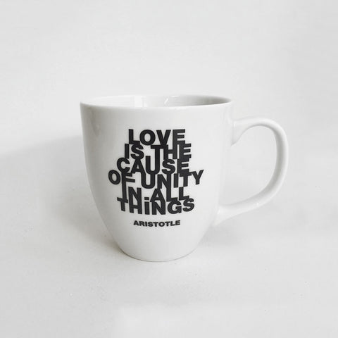 Bold Quotes Regular Mug