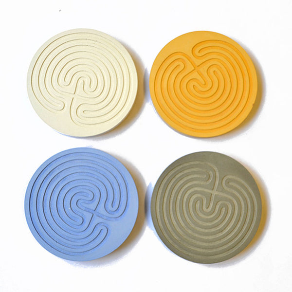 Labyrinth Coasters