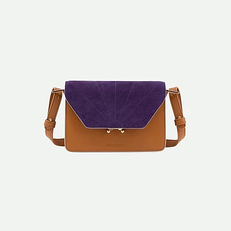 Shoulder bag | coloré | cider brown