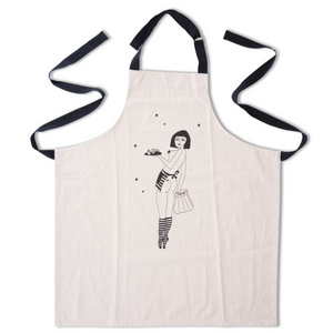 Apron Pin Up Cake Girl