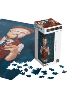 Wise reinvented puzzle - Aristotle