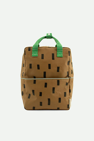Large backpack sprinkles | special edition | brassy green + apple green