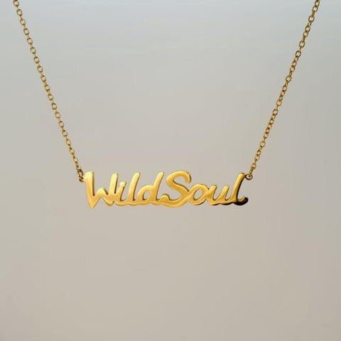 Wild Soul Necklace