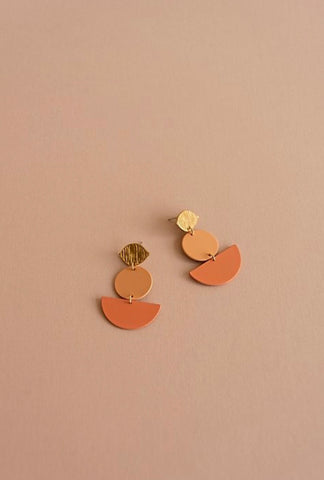 Sun-kissed lemons Earrings