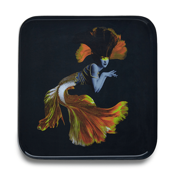 Square Trinket Tray - KIKI