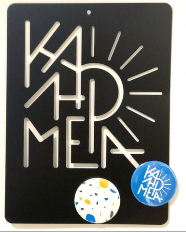 Kalimera A4 Magnetic Board Set