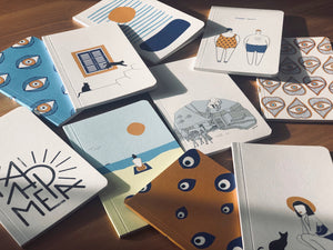 Notebooks (all designs)