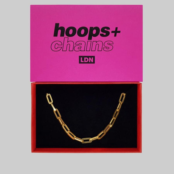 Chain Necklace (single)