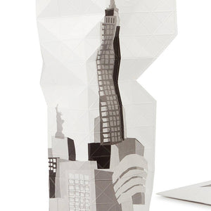 Large Paper Vase Cover City Edition - New York