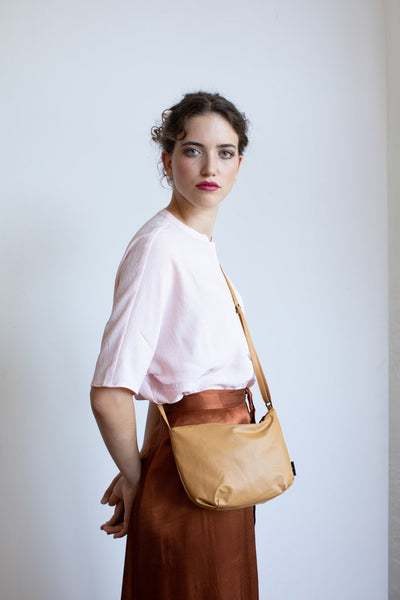 Cross body FGbaggy - Almond