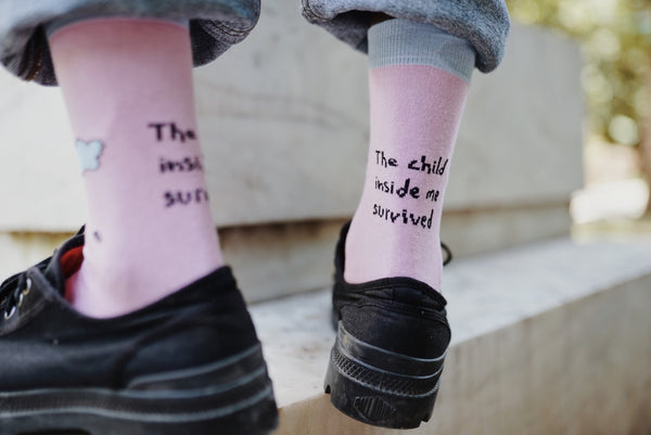 Child Survived Socks