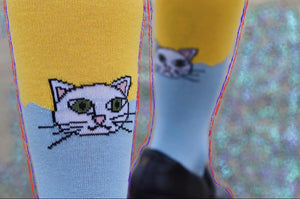 Cat lovers Socks