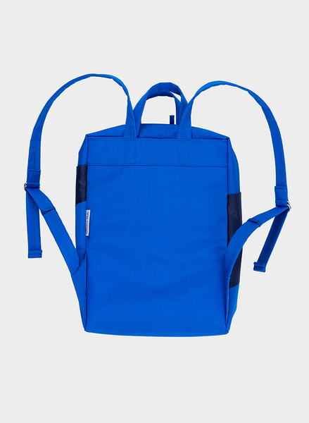 Backpack Blue + Navy