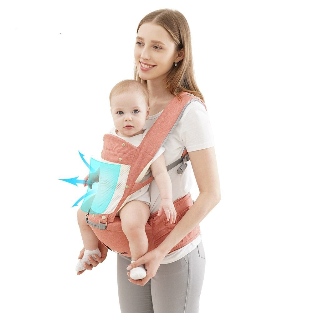 Merry Mouse Baby Carrier