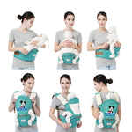 Load image into Gallery viewer, Pop of Magic Baby Travel Carrier
