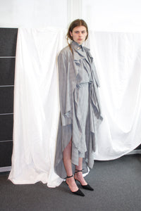 Sheet Dress / Prince of Wales Check