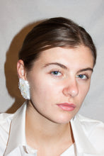 Load image into Gallery viewer, Bedroom Earrings / White