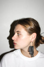 Load image into Gallery viewer, Glitzy Earring #3 / Black
