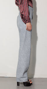 SLEEK CURVE TROUSERS