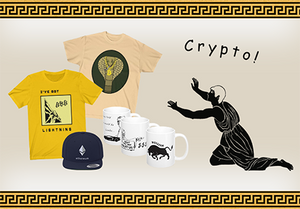 Crypto Merchandise Preview
