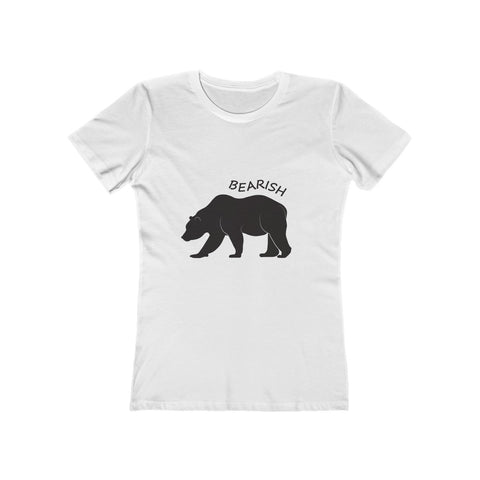 Black Bear T-Shirt Woman