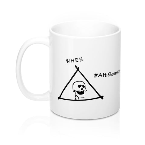When Alt Season Altcoin Mug