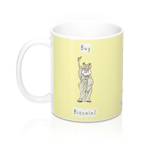 Buy Bitcoin Philosopher Funny Mug