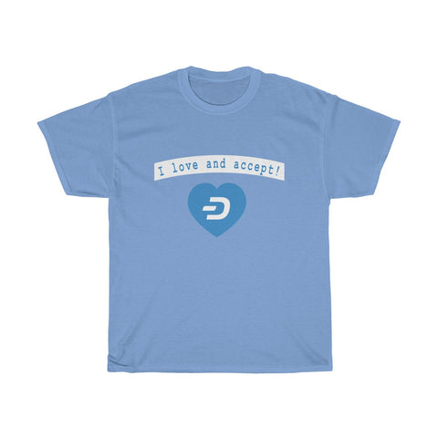 I Accept Dash T-Shirt