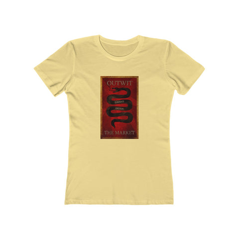 Outwit the Market Woman's Tee