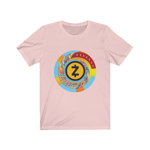 Zcash T-Shirt – Spiral Madness