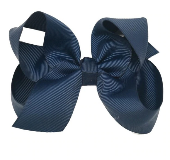 Classic Navy - Small Bow