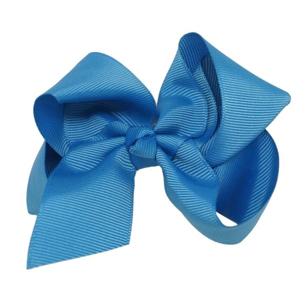 Classic Royal Blue - Small Bow