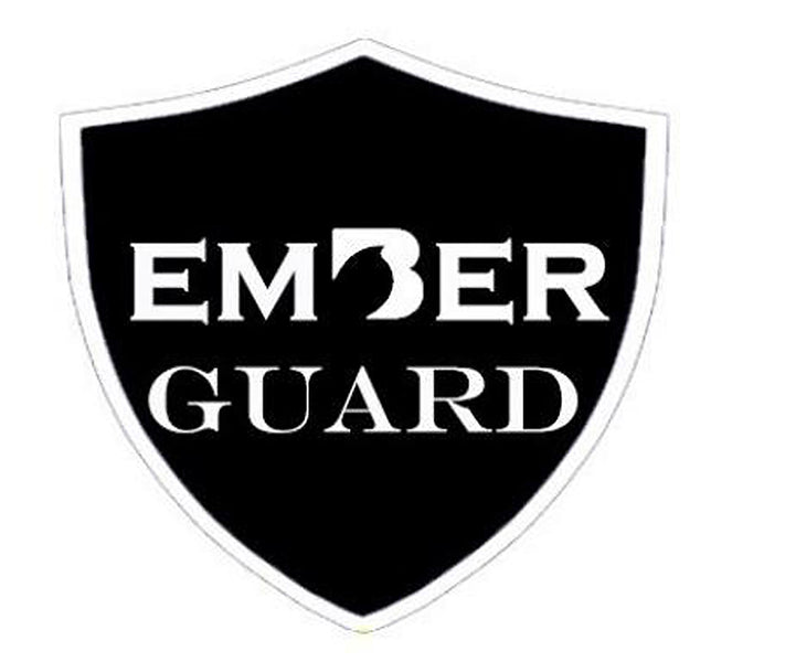 Ember Guard by Black Knight Barbecues