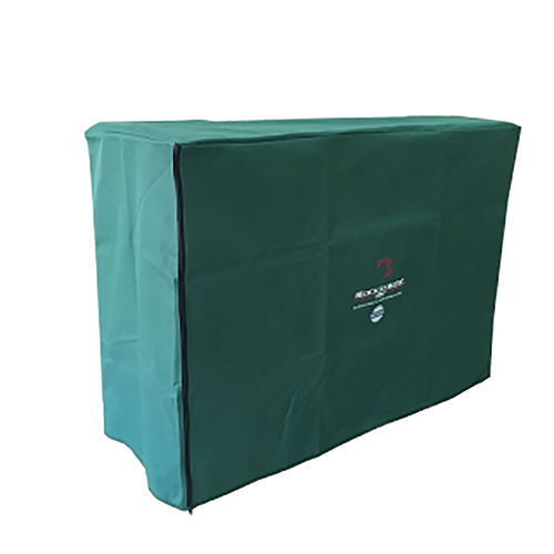 Heavy duty Black Knight brick bbq kit cover (Green)