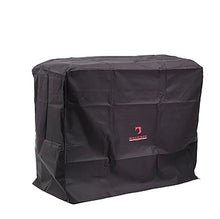 Load image into Gallery viewer, Heavy duty Black Knight brick bbq kit cover (Black)