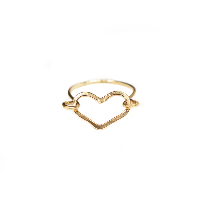 Heart Ring (Gold)