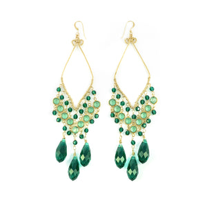 Grand Entrance Earrings