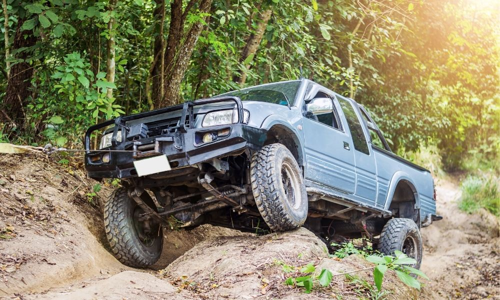 Preparing Your Truck for Off-Roading