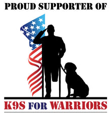 K9 logo support color