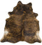 Cowhide-Exquisite Natural Cow Hide Brindle