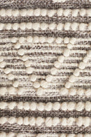 Hudson-Esha Woven Tribal Rug Natural