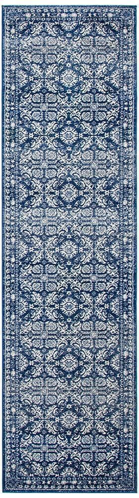 Mirage-Gwyneth Stunning Transitional Navy Rug