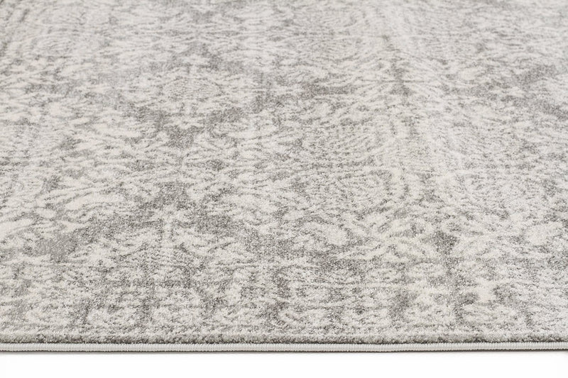 Mirage-Gwyneth Stunning Transitional Silver Rug