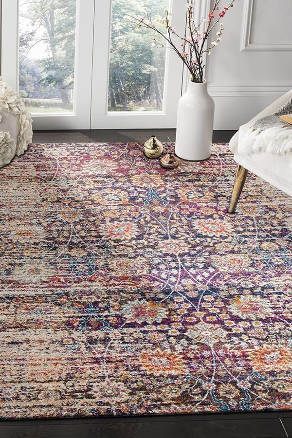 Mirage-Zolan Transitional Multi Rug