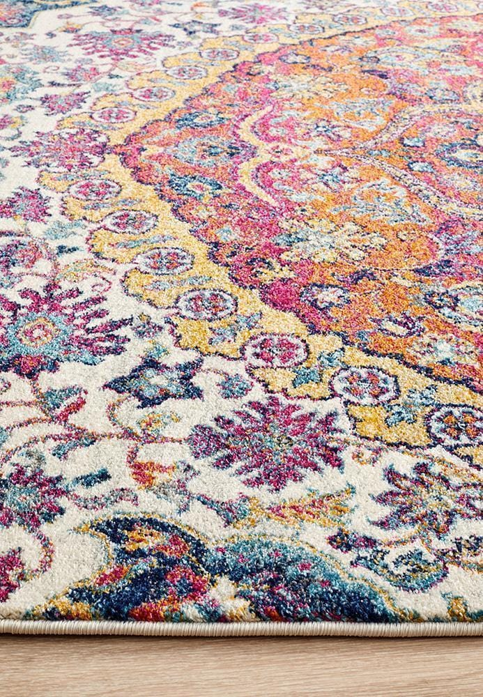 Museum-Museum Shelly Rust Rug