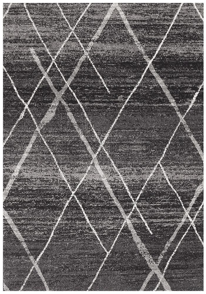 Oasis-Oasis Noah Charcoal Contemporary Rug