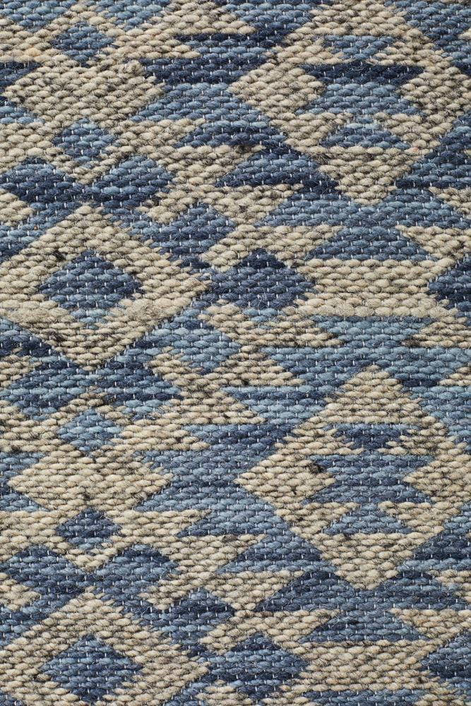 Relic-Relic Harvey Blue Natural Rug