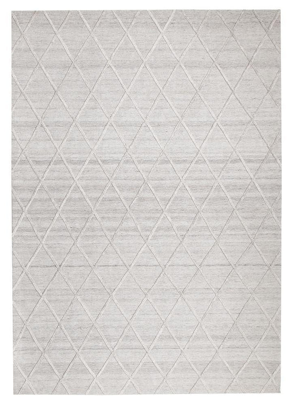 Visions-Winter Silver Styles Modern Rug