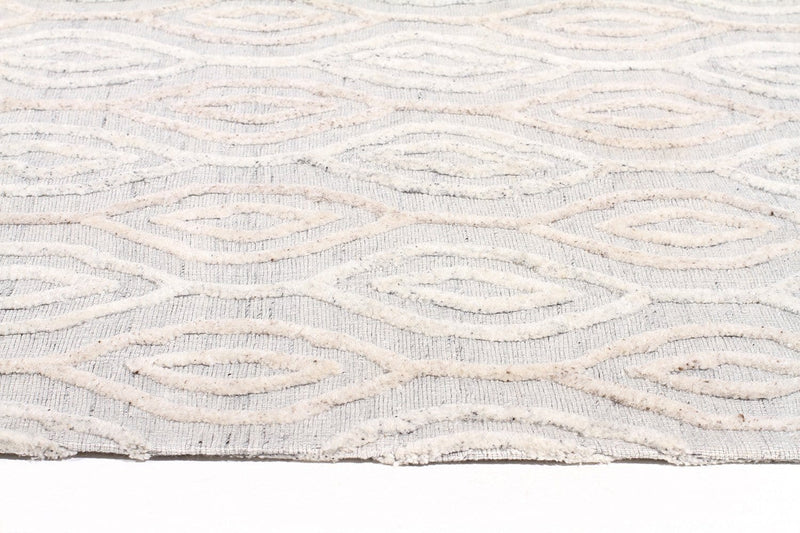 Visions-Winter Wish White Modern Rug