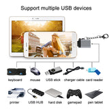 Micro USB 3.0 OTG Adapter for Samsung and Android 3 Pack